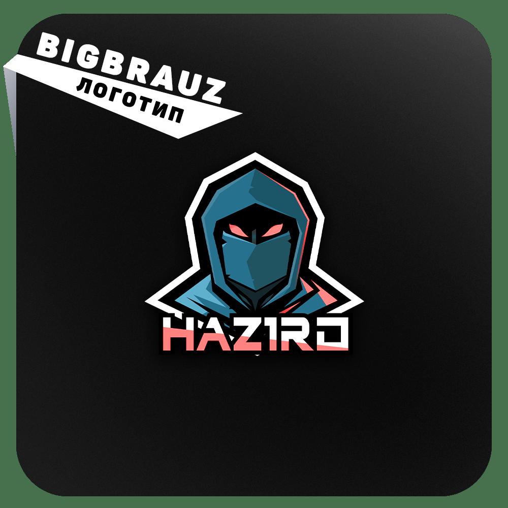 логотип для стримера на платформе twitch